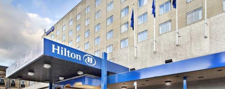 Hilton Hotel Bradford Weddings